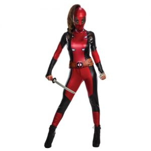 Deadpool - Ladies Costume