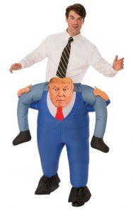 Donald Trump Carry Me - Skool Disco