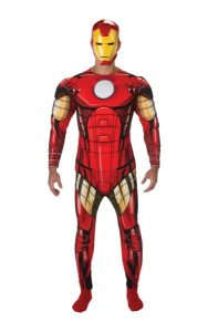 Mens Iron Man costume
