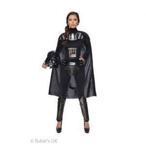 Star Wars- Ladies Darth Vader Costume