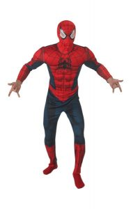 Mens Spiderman Costume
