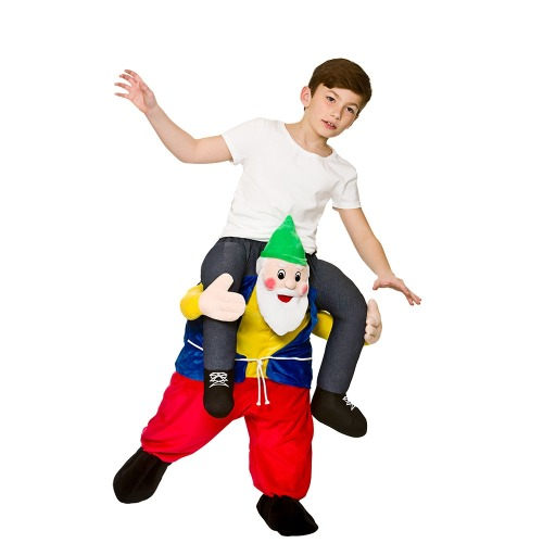 Sherlock Gnomes - Gnome Carry Me Costume