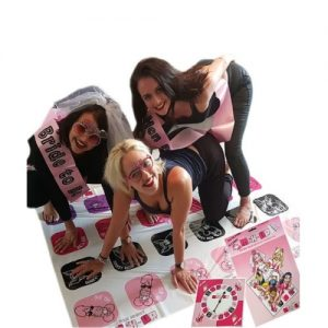 May Stag and Hen Do - Hen Night Mix Up Game