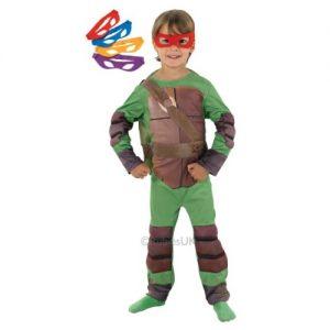 Cash for Kids - TMNT Costume