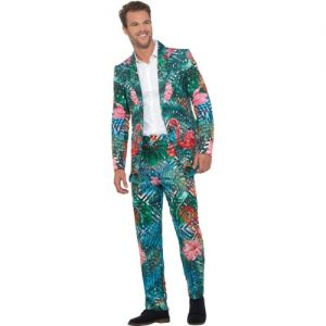 Summer - Flamingo Stand Out Suit