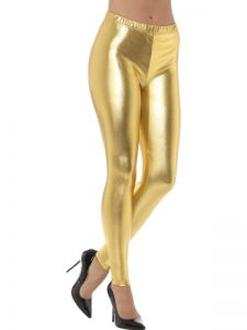 Gold - Ladies Leggings