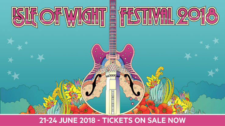 Isle of Wight Festival - Logo