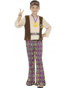 Mamma Mia - Hippie Boy Costume
