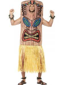 Tiki Fancy Dress Costume