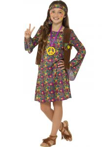 Mamma Mia - Hippie Girl costume