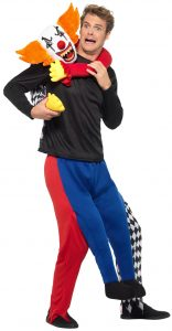 Piggyback Clown - Circus Costume