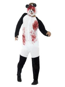 Panda Costume - Top Outfit