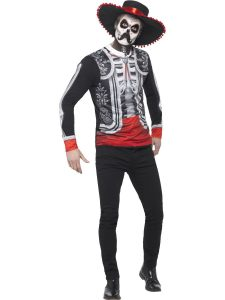 El Senor Costume - Day of the Dead