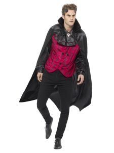 Vampire Costume - Top outfit