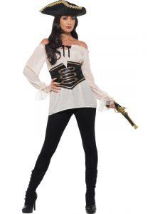 Pirate Day - Ladies Pirate Shirt