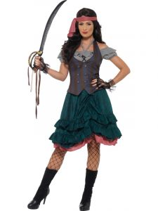 Pirate Day  -Pirate Wench Costume