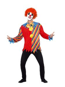 Clown Costume - Top Outfits