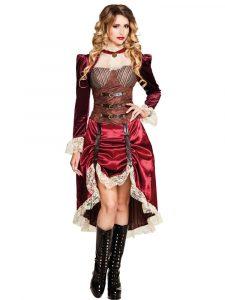 Steam Fair - Steampunk Lady Costume