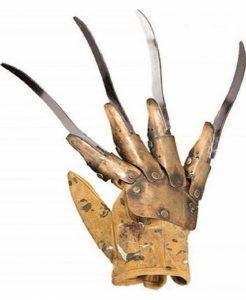 Slenderman - Freddy Krueger Gloves