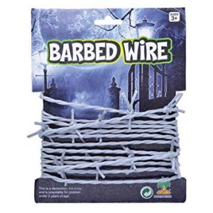 Barbed Wire - Decorations