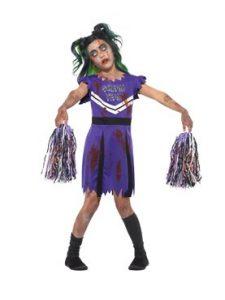 Dark Horror Cheerleader - Zombie