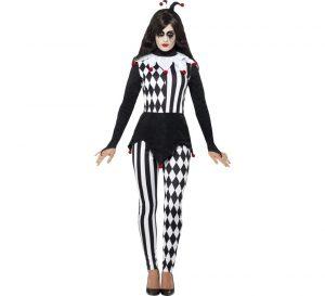 HArlequin - Circus Costume