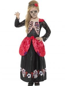 Day of the Dead - Dead Girl Costume