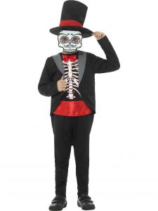 Day of the Dead - Dead Boy Costume