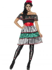 Day of the Dead - Senorita Costume