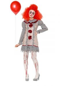 Pennywise female costume - Circus
