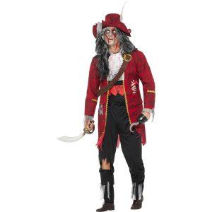 Pirate Hook Costume - Zombie