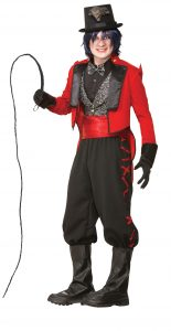 Adult Fancy Dress - Ringmaster costume