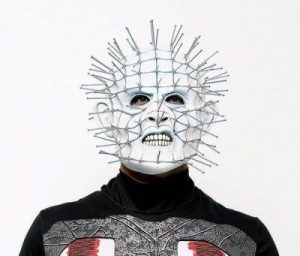 Pinhead Mask - New store