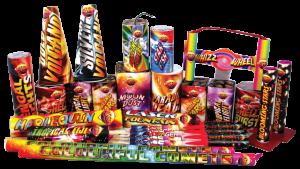 Fanfare - Fireworks
