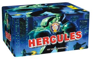 Fireworks - Hercules