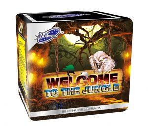 Welcome to the Jungle - Fireworks