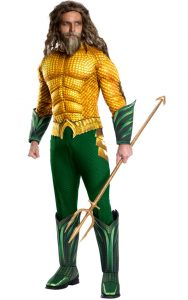 New Years - Aquaman