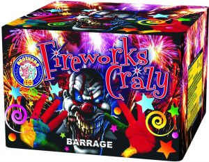 New Years Eve - Firework Crazy