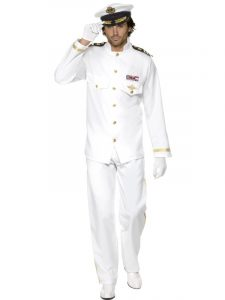 Valentines Day - Mens Deluxe Captain Costume