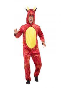 Chinese New Year - Dragon Costume