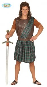 Burns Night - Scottish Warrior