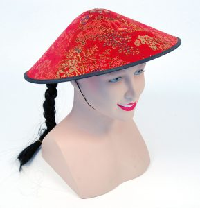 Chinese New Year - Coolie Hat