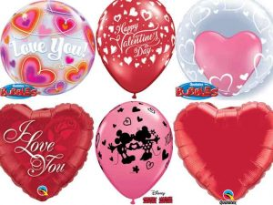 Valentines Day - Balloon Bundle