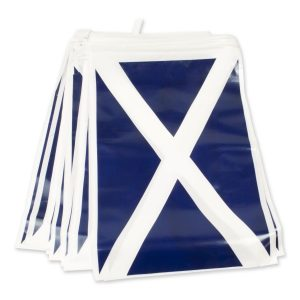 Burns Night - Scottish Bunting