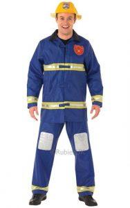 Fireman Costume - Valentines Day 2019
