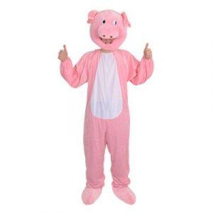 Pig Mascot - Chinese New Year