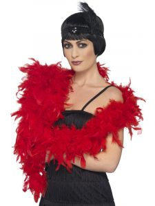 Comic Relief - Deluxe Feather Boa