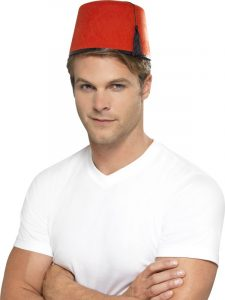 Comic Relief - Red Fez