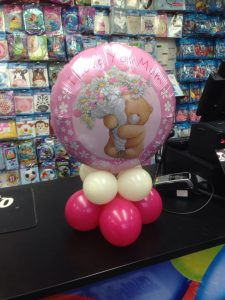Mother's Day Balloon Stand by Hollywood Fancy Dress