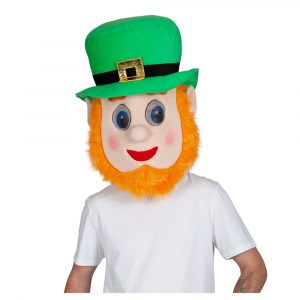St Patrick's Day Jumbo Head by Hollywood Fancy Dress